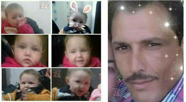 والد الطفلة البالغة من العمر عشرة أشهر، اعترف أثناء التحقيق معه بأنه قتل طفلته