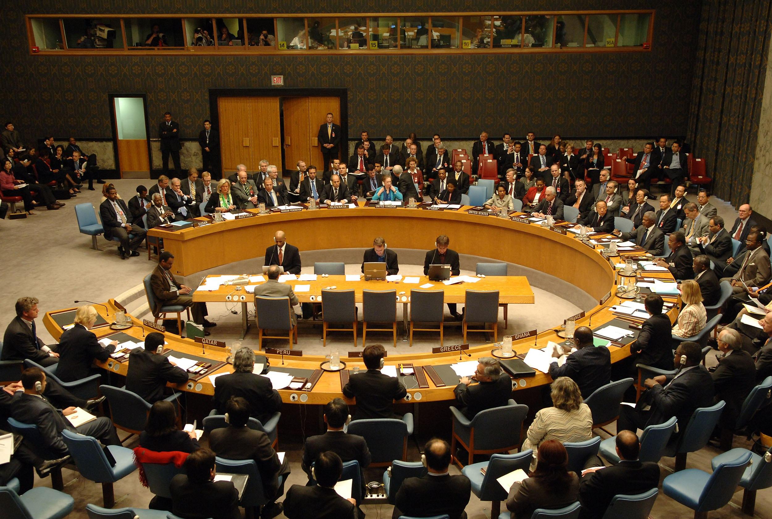 توقع دبلوماسيون أن يعود مجلس الأمن إلى مناقشة الخطة وكيفية دعمها في جلسة لاحقة لم يحدد موعدها بعد