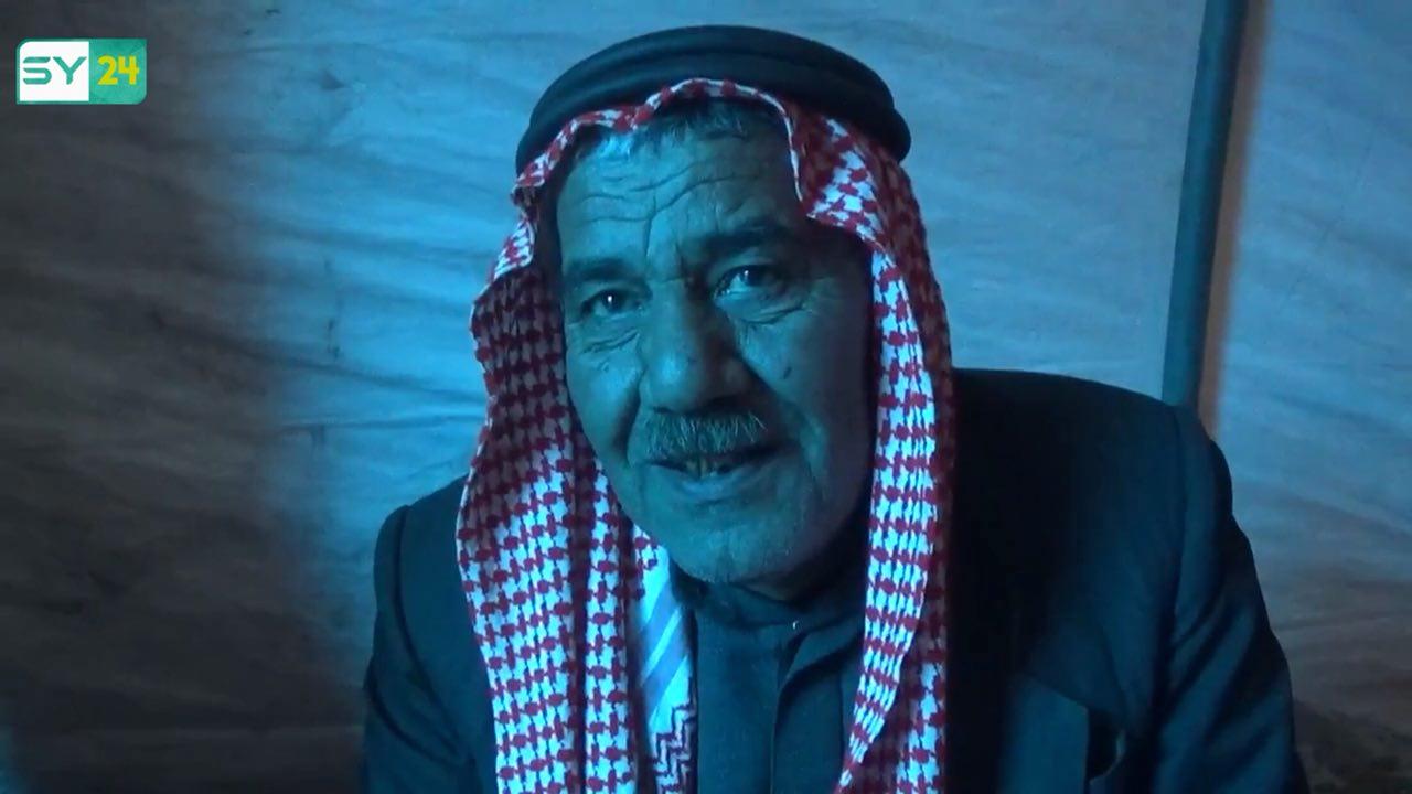 مهجر من ريف حماة