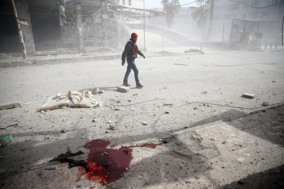 نقل الائتلاف الوطني عن ناشطون في الغوطة الشرقية، معلومات تفيد بحدوث عدد من المجازر بحق المدنيين، ونزوح الآلاف إلى مناطق أكثر أماناً
