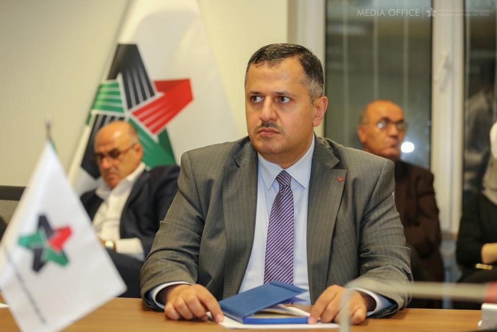 أمين سر الهيئة السياسية محمد يحيى مكتبي