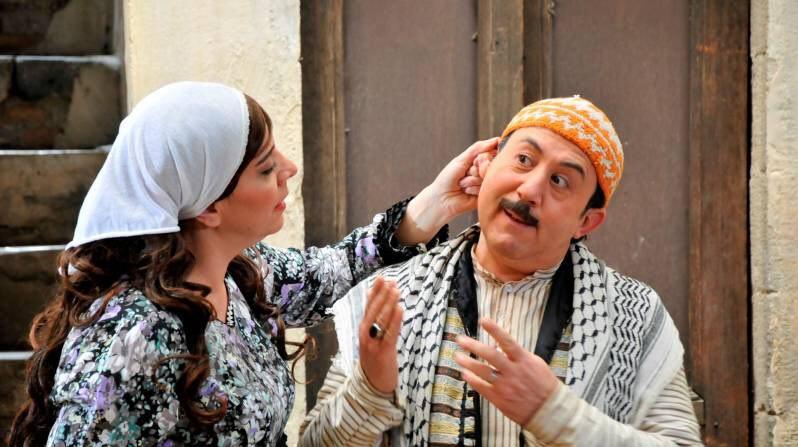 """قال الفنان """"محمد خير الجراح""""، إن """"مسلسل باب الحارة سيغيب في موسم رمضان عام 2018"""