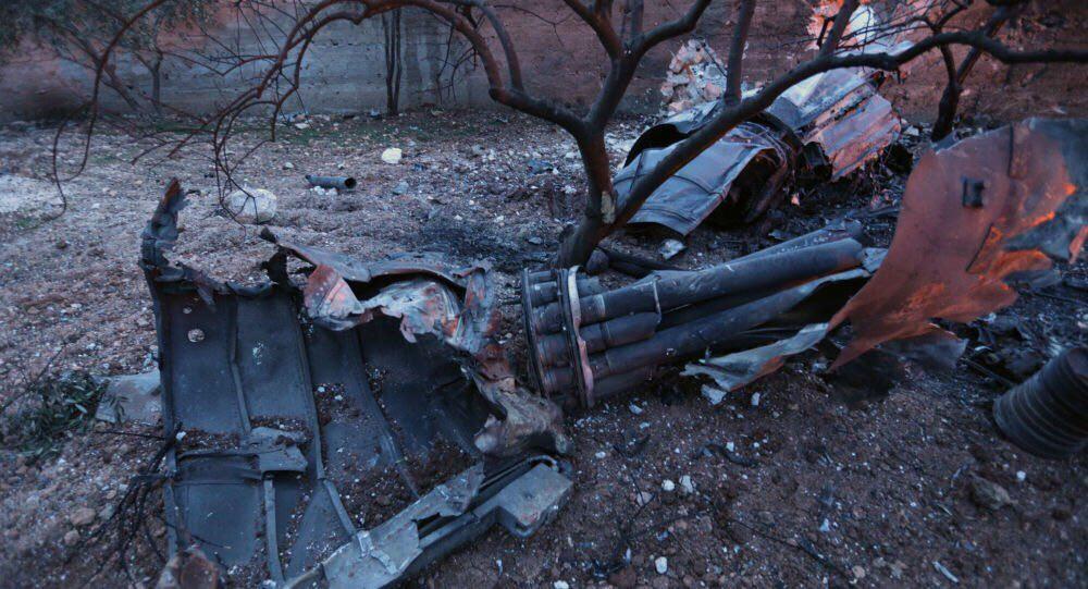 """وقالت """"وزارة الدفاع""""، إن """"الرائد رومان فيليبوف فجر نفسه بقنبلة يدوية عندما أصبحت المسافة بينه وبين المسلحين عدة أمتار"""