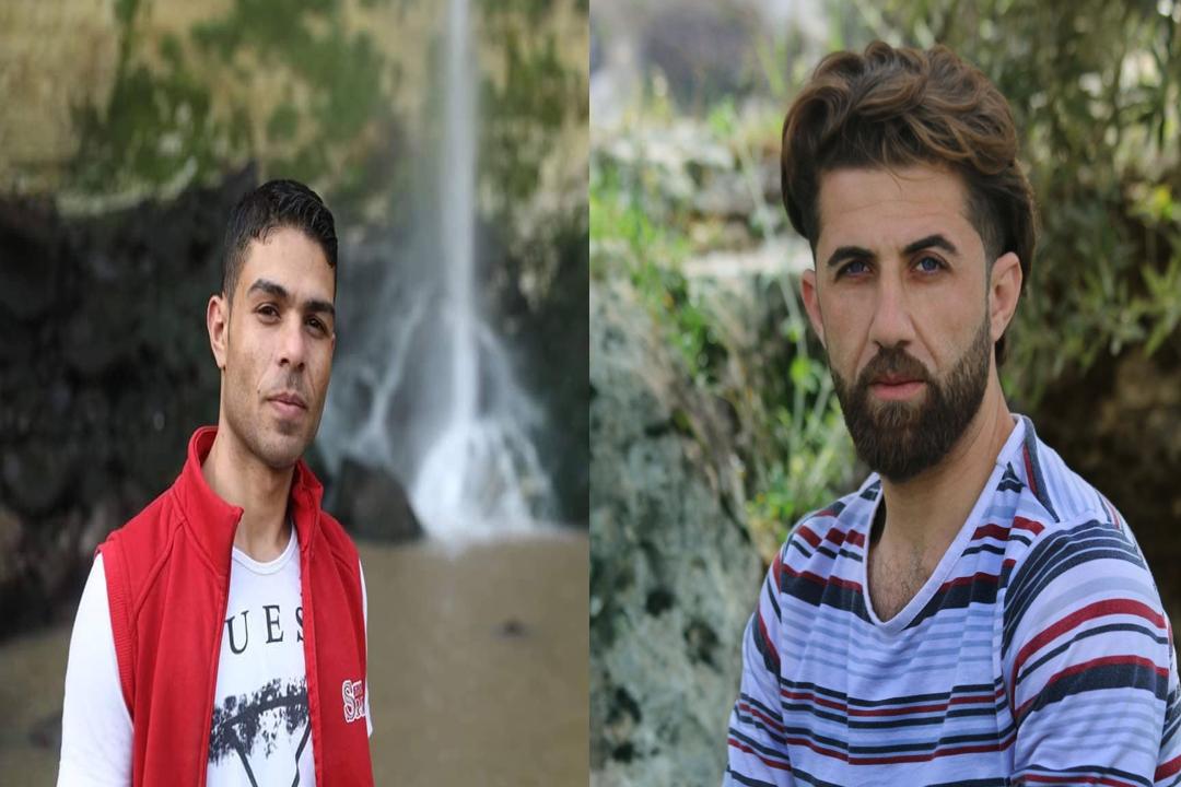 أحمد الأخرس وابراهيم المنجر