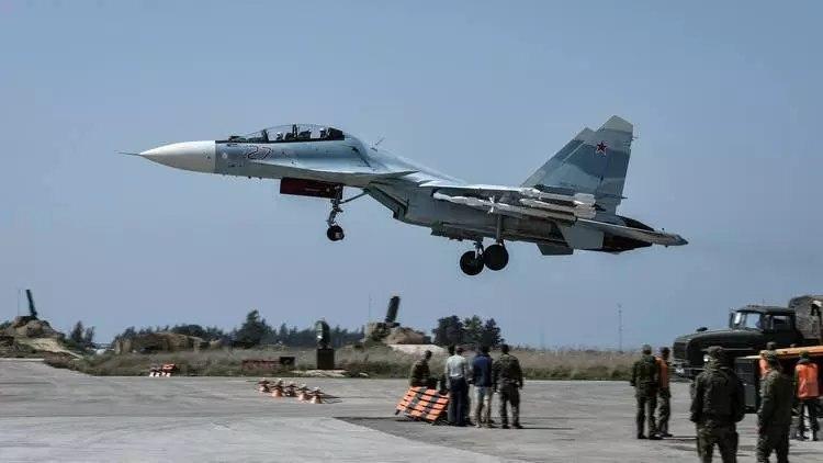 روسيا تعلن إسقاط طائرة مسيرة هاجمت مطار حميميم باللاذقية