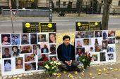 ناشط ياباني يضرب عن الطعام أمام السفارة الروسية.. ما علاقة المعتقلين السوريين؟