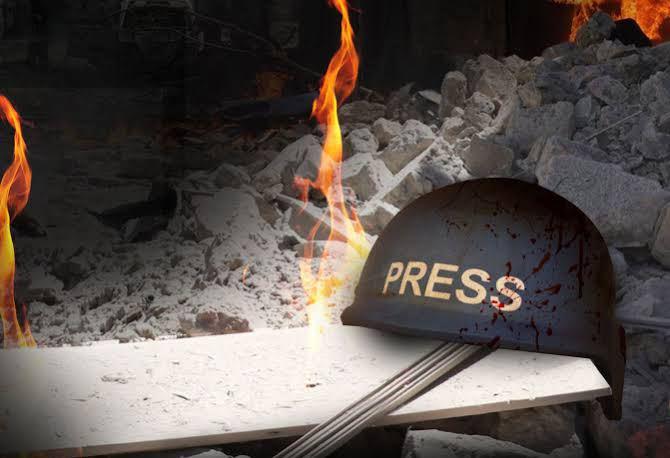سوريا تتصدر قائمة الدول المسؤولة عن جرائم قتل الصحفيين