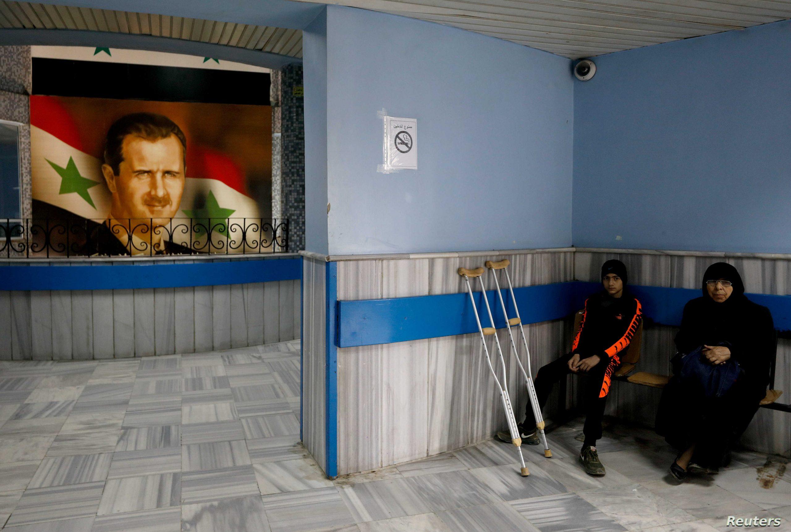 درعا.. تجمع لاجئين فلسطينيين يناشد تأمين أسطوانات الأوكسجين للمصابين بكورونا