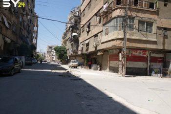 النظام يستولي على محال تجارية للمهجرين في الغوطة الشرقية