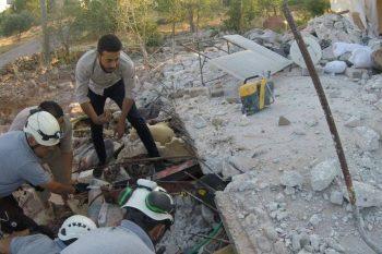 منسق أممي يدين القصف على إدلب: ما يجري معاناة لا يمكن تصورها!