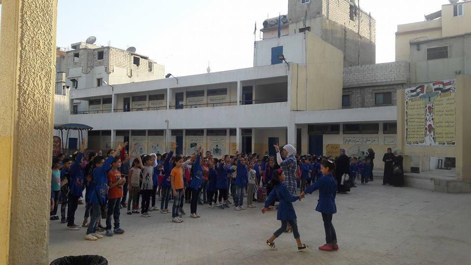 لسرقة المازوت.. مجهولون يسطون على المدارس في حلب!