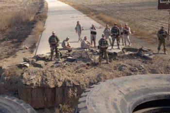 القوات الروسية تُمنع من دخول ديرالزور والتوجه إلى الرقة